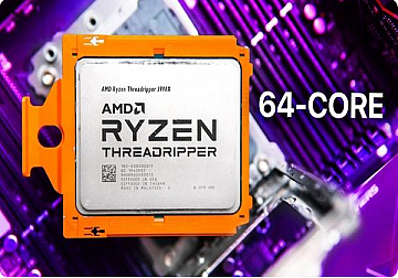 Đánh giá AMD Threadripper 3990X - CPU chuyên dụng cho những người làm đồ họa chuyên nghiệp