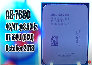 Review AMD A8-7680 APU Test in 7 Games (2021) - ( Nguồn : tinhocngoisao.com