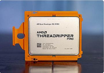 Threadripper PRO 3975WX và Radeon PRO W6600 - Combo PRO dành cho dựng phim và đồ họa 3D